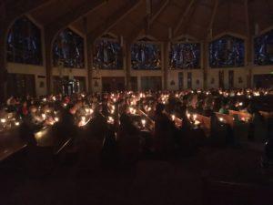 Easter Vigil - 1